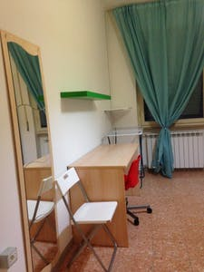 Room for rent from 24 Mar 2018 (Via Federico Tesio, Pisa)