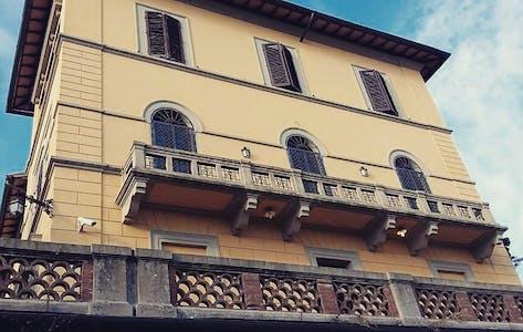 Habitación de alquiler desde 18 ago. 2018 (Viale Don Giovanni Minzoni, Siena)