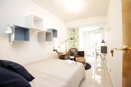 Room for rent from 01 Apr 2019 (Carrer de Wellington, Barcelona)