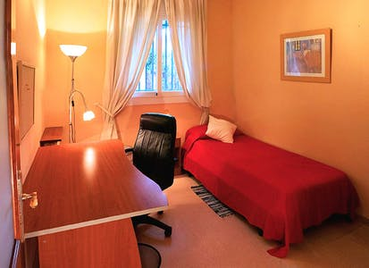Room for rent from 01 Aug 2018 (Carrer de Bartrina, Rubí)