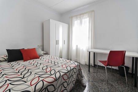 Private room for rent from 01 Jul 2019 (Carrer Tomas Capelo, San Juan de Alicante)