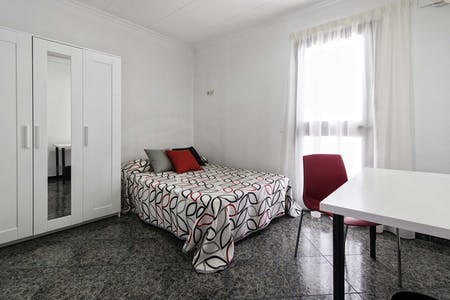 Private room for rent from 01 Jul 2020 (Carrer Tomas Capelo, San Juan de Alicante)