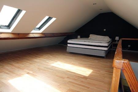 Wohnung zur Miete ab 01 Apr. 2020 (Rue des Deux Tours, Saint-Josse-ten-Noode)