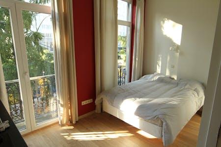 Apartment for rent from 02 Mar 2019 (Avenue de la Brabançonne, Brussels)