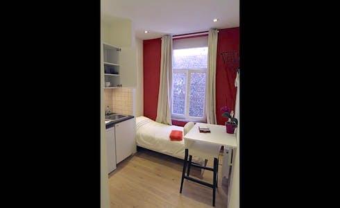 Wohnung zur Miete ab 02 Mai 2020 (Avenue de la Brabançonne, Brussels)