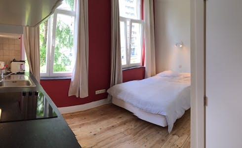 Stanze in affitto a partire dal 21 gen 2018  (Avenue de la Brabançonne, Brussels)