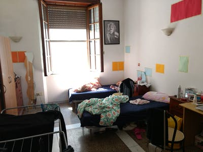Shared room for rent from 01 Feb 2020 (Largo Ciro Menotti, Pisa)