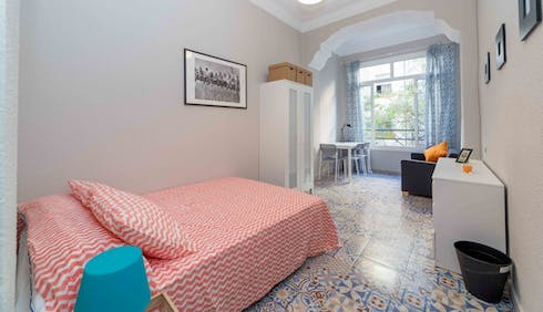 Private room for rent from 30 Jan 2019 (Carrer de Ciscar, Valencia)