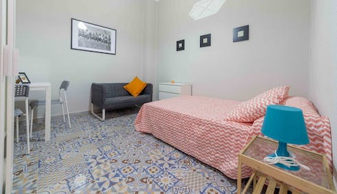 Room for rent from 31 Jul 2018 (Carrer de Ciscar, Valencia)