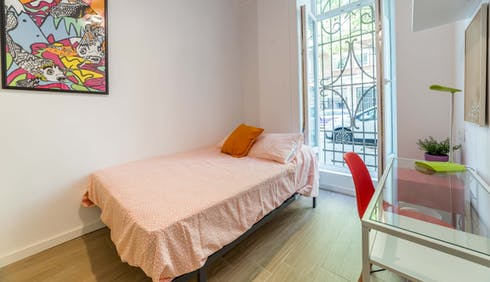 Private room for rent from 27 Jan 2019 (Carrer de Lluís de Santàngel, Valencia)