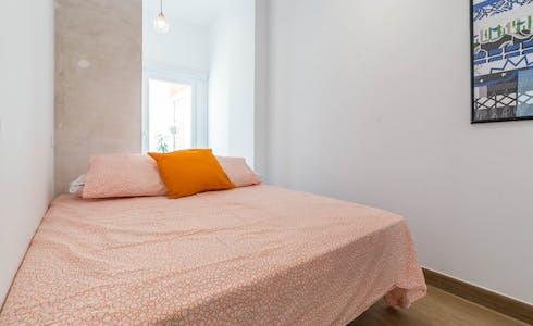Zimmer zur Miete von 22 Juni 2018 (Carrer de Lluís de Santàngel, Valencia)