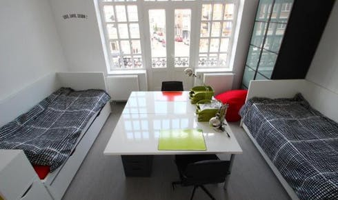 Private room for rent from 01 Feb 2020 (Boulevard Géneral Jacques, Ixelles)