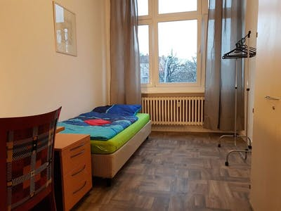 Private room for rent from 02 Jul 2020 (Alt-Moabit, Berlin)