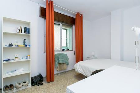 Private room for rent from 01 Jun 2019 (Ancha de Gracia, Granada)