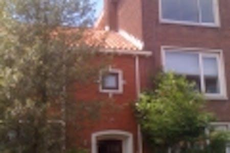 Room for rent from 18 Oct 2017  (Polsbroekstraat, The Hague)
