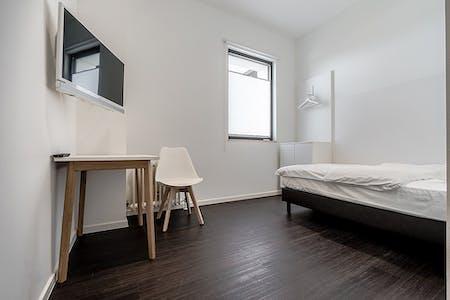 Apartamento para alugar desde 01 ago 2018 (Triebstraße, München)