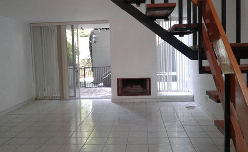 House for rent from 20 Mar 2018 (Callejon del Muro, Zapopan)