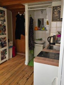 Apartment for rent from 26 Aug 2018 (Rue Jean Van Volsem, Ixelles)