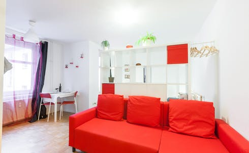 Apartment for rent from 18 Nov 2017  (Pücklerstraße, Berlin)