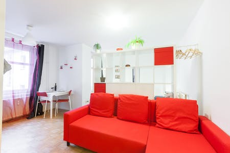 Apartment for rent from 01 Nov 2018 (Pücklerstraße, Berlin)