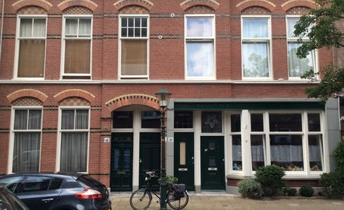 Appartement te huur vanaf 20 nov. 2017 tot 01 dec. 2018 (Nicolaistraat, The Hague)