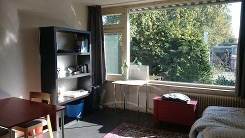 Private room for rent from 01 Nov 2019 (Jacob van Akenstraat, Rotterdam)