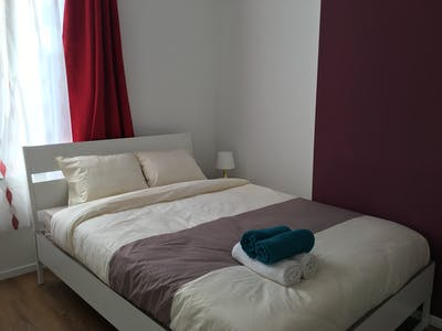 Apartment for rent from 01 Jun 2019 (Rue Verbist, Saint-Josse-ten-Noode)