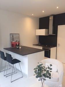 Apartamento de alquiler desde 01 sep. 2019 (Grote Visserijstraat, Rotterdam)