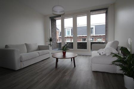 Apartamento de alquiler desde 20 abr. 2019 (Willem van Hillegaersbergstraat, Rotterdam)