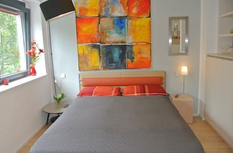Appartamento in affitto a partire dal 01 Feb 2020 (Mariannenplatz, Berlin)