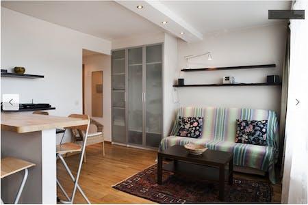 Apartment for rent from 01 Feb 2019 (Rue Willems, Saint-Josse-ten-Noode)