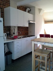 Apartamento para alugar desde 16 Sep 2019 (Rue de Haerne, Etterbeek)