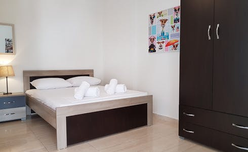 Room for rent from 15 Feb 2018  (Zakinthou, Athens)