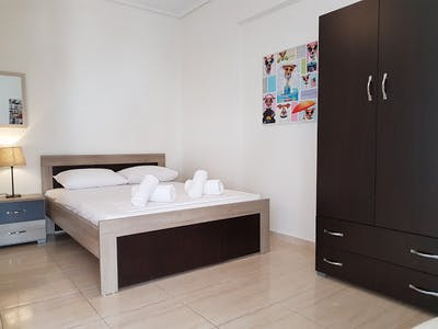 Private room for rent from 15 Sep 2020 (Zakinthou, Athens)