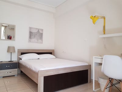 Private room for rent from 16 Feb 2020 (Zakinthou, Athens)