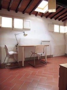 Wohnung zur Miete von 01 Aug. 2018 (Via del Giglio, Florence)