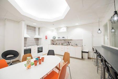 Private room for rent from 27 Jun 2019 (Kornetintie, Helsinki)