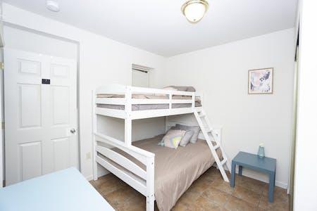 Gedeelde kamer te huur vanaf 01 jun. 2020 (Dwight Way, Berkeley)