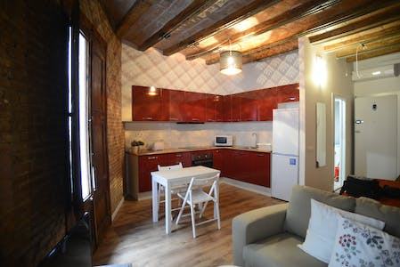 Apartment for rent from 01 Sep 2019 (Carrer de Ferlandina, Barcelona)