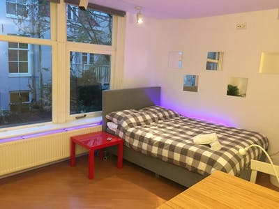 Studio for rent from 26 Nov 2018 (Palmstraat, Amsterdam)