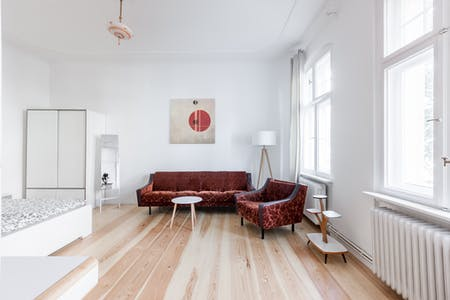 Apartment for rent from 19 Jan 2019 (Emser Straße, Berlin)