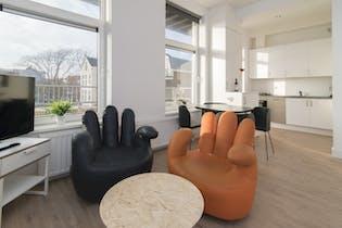 Appartement à partir du 08 févr. 2019 (Westersingel, Rotterdam)