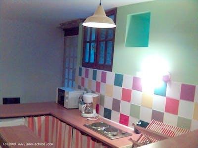 Private room for rent from 31 Dec 2019 (Rue de la Condamine, Montpellier)