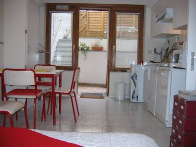Wohnung zur Miete ab 01 Sep. 2020 (Tuinbouwersstraat, Brussels)