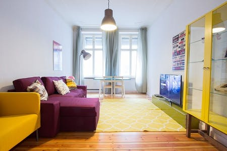 Private room for rent from 13 Jul 2019 (Bastianstraße, Berlin)