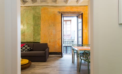 Appartement te huur vanaf 18 nov. 2017  (Carrer de Sant Domènec del Call, Barcelona)