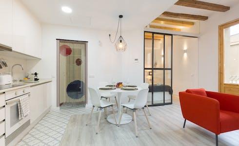 Studio te huur vanaf 19 nov. 2017  (Carrer del Poeta Cabanyes, Barcelona)