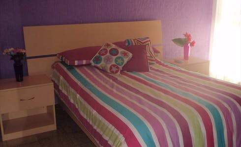 Room for rent from 21 May 2018 (Benjamín Romero, Guadalajara)