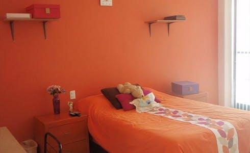 Zimmer zur Miete von 26 Apr. 2018 (Benjamín Romero, Guadalajara)