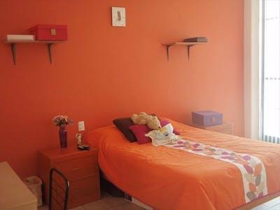 Chambre privée à partir du 16 Jul 2019 (Benjamín Romero, Guadalajara)